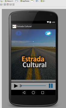 Radio Estrada Cultural screenshot 2