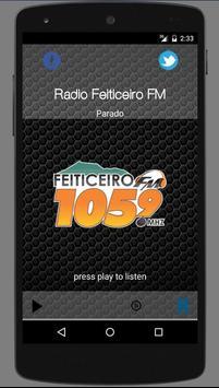 Feiticeiro FM - Tamboril-CE poster