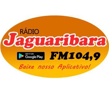 Jaguaribara FM poster