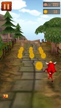 Farm Escape Runner apk screenshot