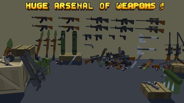 Pixel Fury: Multiplayer in 3D apk screenshot