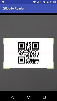 QRcode Reader apk screenshot