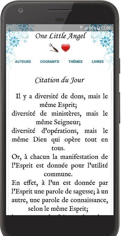 Citations Spirituelles Et Philosophiques For Android Apk