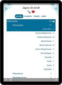 Philosophie & Sagesse du Monde screenshot 9