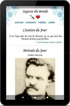 Philosophie & Sagesse du Monde screenshot 16