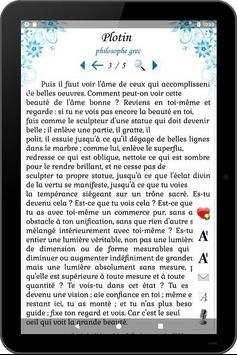 Philosophie & Sagesse du Monde screenshot 22