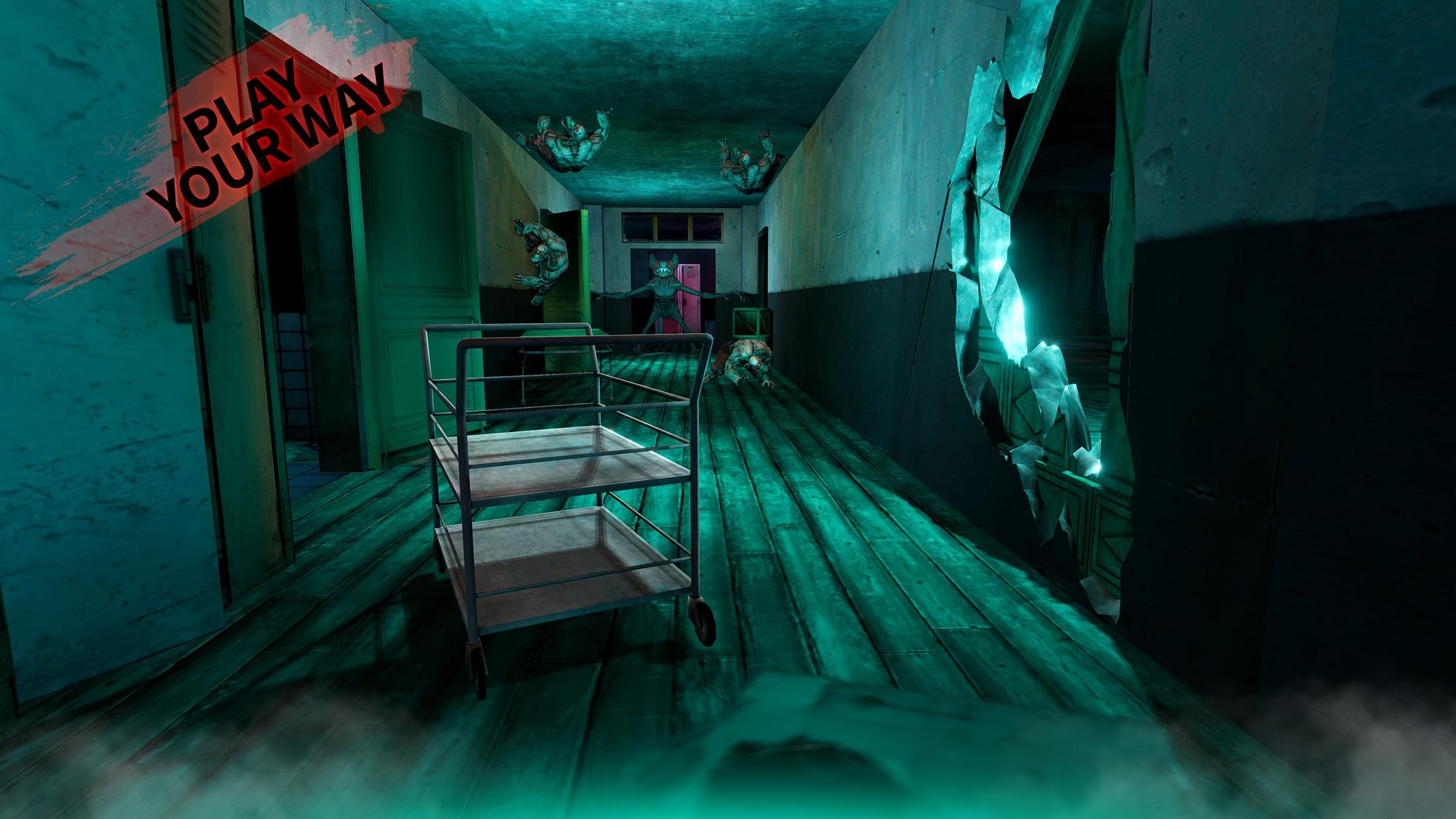 Scary Horror Hospital Haunted Escape Room for Android - APK Download