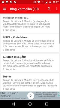Notícias do Colorado Inter-RS apk screenshot