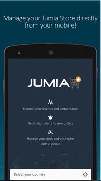 Jumia الملصق