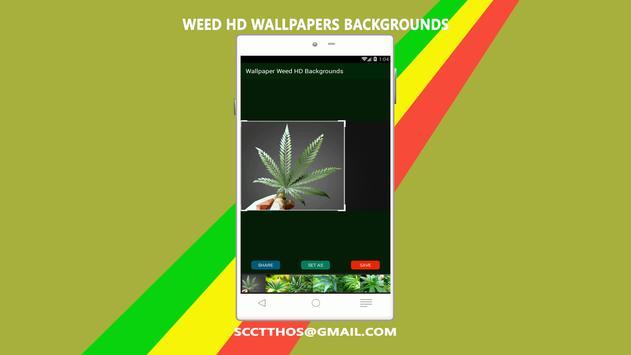 Weed HD Wallpapers Backgrounds apk screenshot