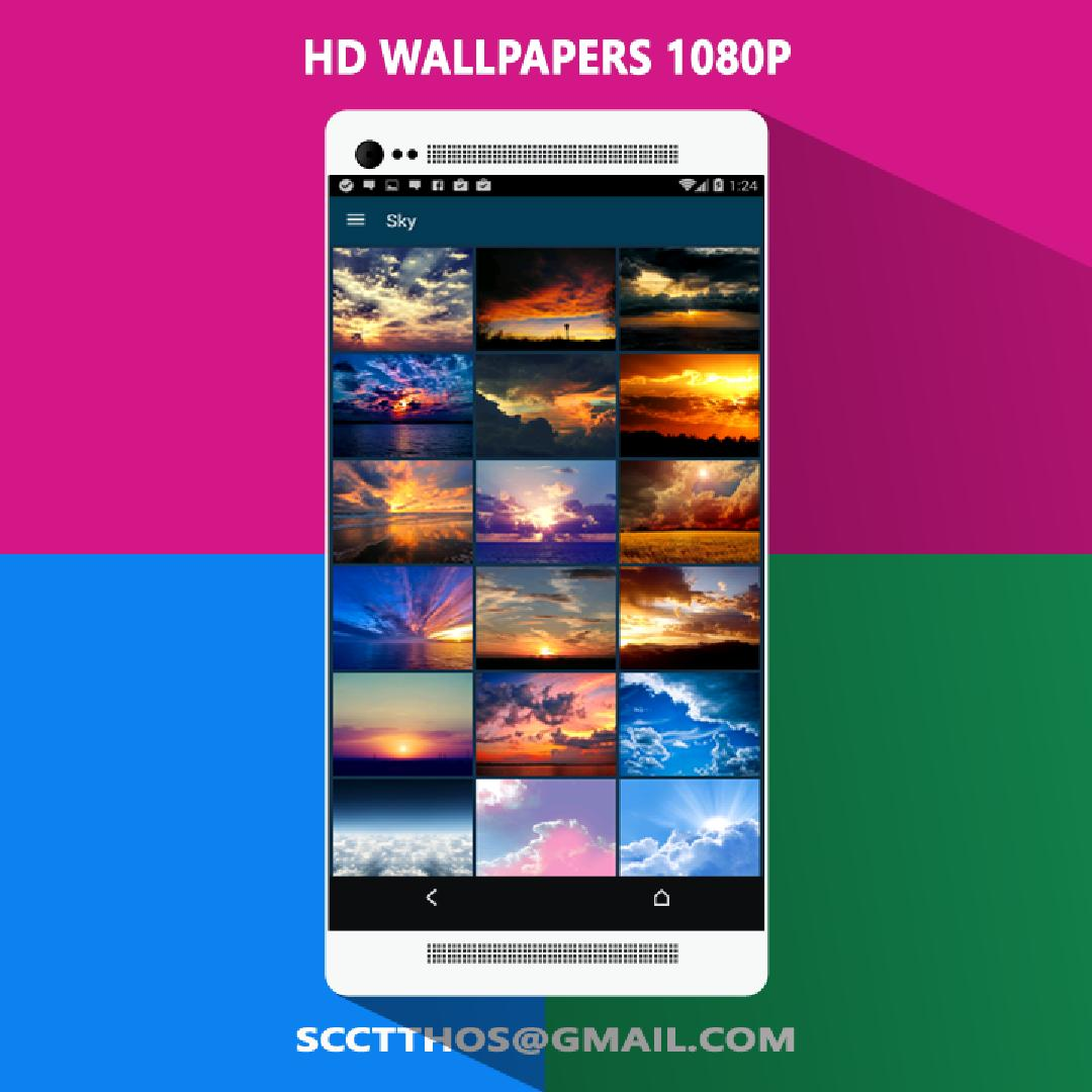 HD Wallpapers 1080p for Android - APK Download