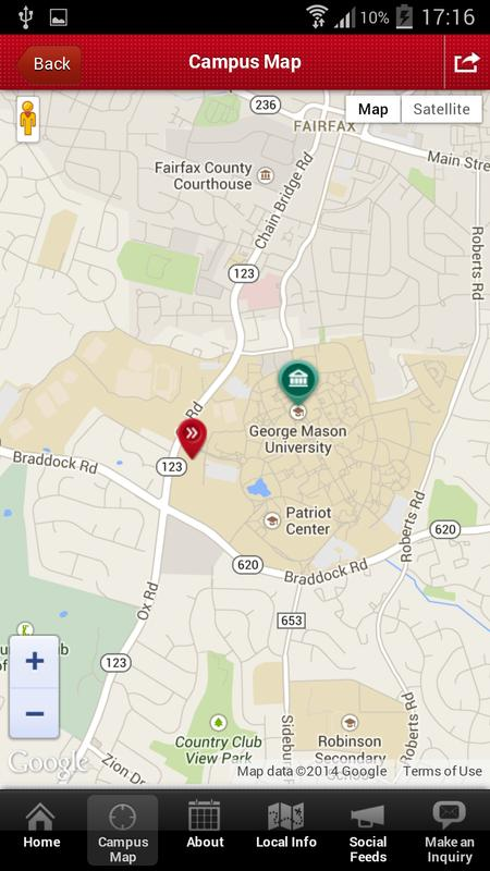 INTO GMU student app for Android - APK Download