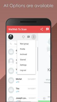 WatWeb Scanner poster