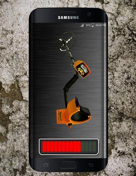 Metal Detector Simulator Prank apk screenshot