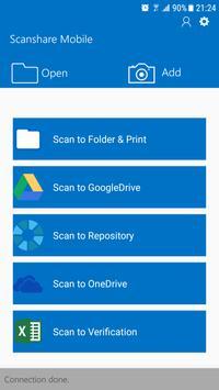 Scanshare Mobile apk screenshot