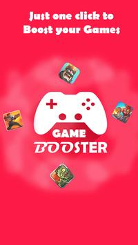 Game Booster poster