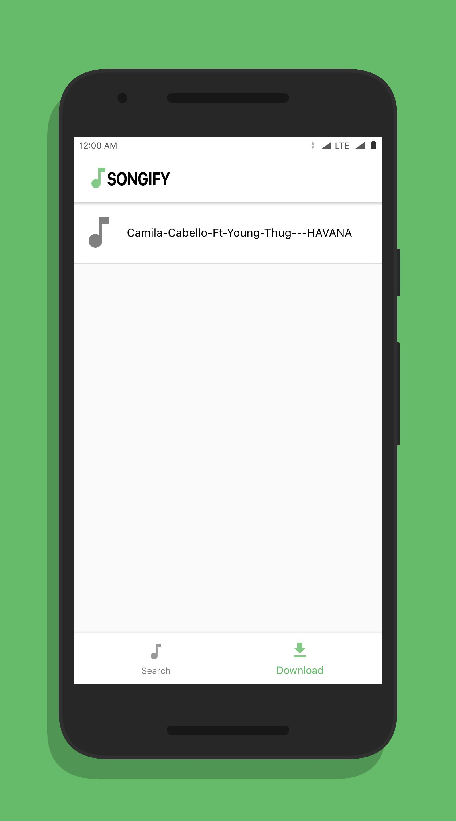Songify for Android - APK Download