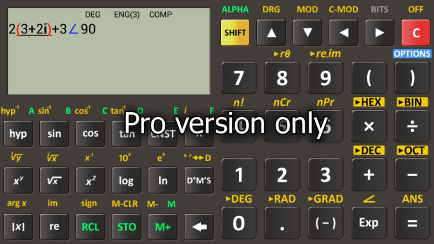 Scientific Calculator for Android - APK Download