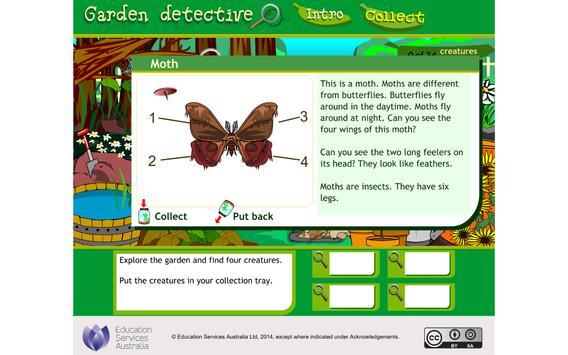 GD: group Australian animals screenshot 2