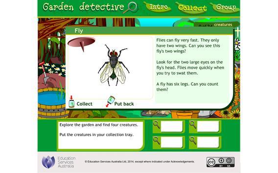 GD: group Australian animals screenshot 3