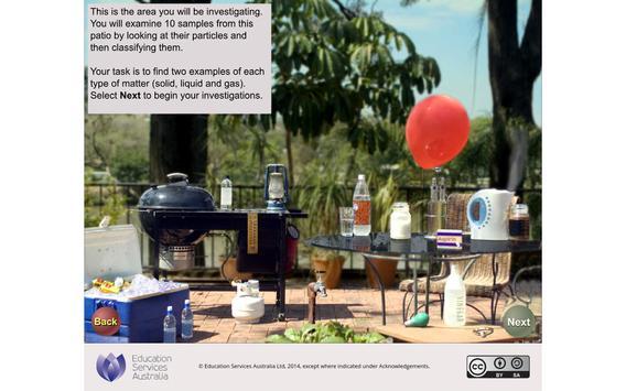 TOM: solids, liquids and gases apk screenshot