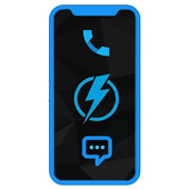 Flash on SMS/CALL/APPS icon