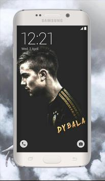 HD Paulo Dybala Wallpapers 2018 apk screenshot