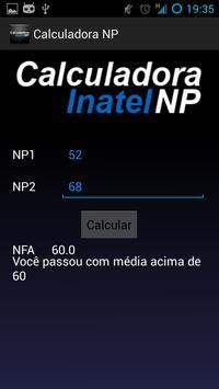 Calculadora NP apk screenshot