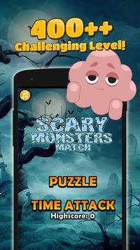 Scary Monsters Match screenshot 1
