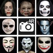 Scary Face Swap AR icon