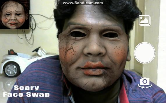scary face swap ar apk download free photography app for android