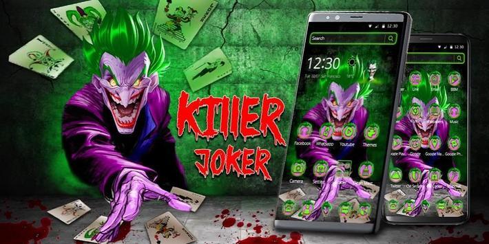 Scary Killer Joker Theme screenshot 3
