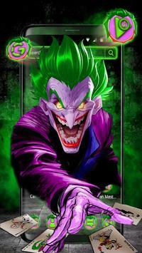 Scary Killer Joker Theme screenshot 1