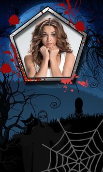 Horror Photo Frames HD poster