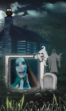 Horror Photo Frames HD screenshot 14