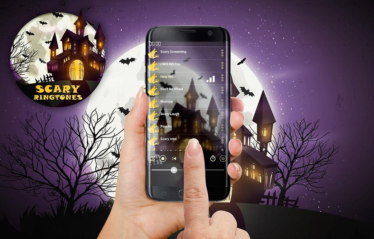 Scary Ringtones & Sounds 2017 ☠ | Ghost mp3 for Android