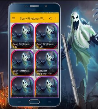Scary Halloween Ringtones apk screenshot