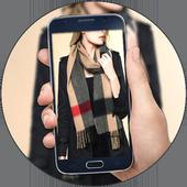 Best Scarf Fashion Design icon