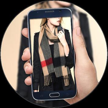 Best Scarf Fashion Design poster