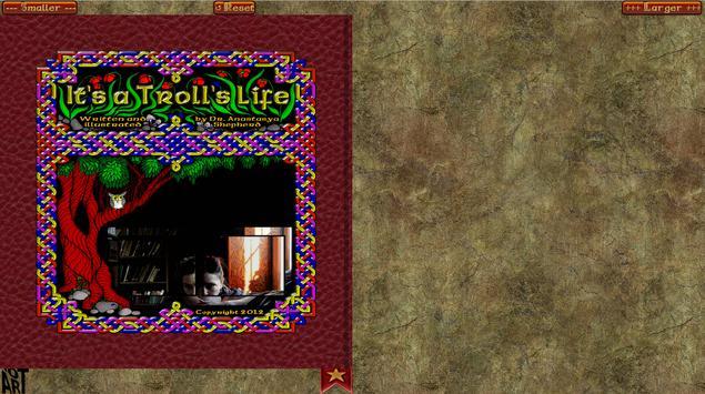 Troll Story Book Free apk screenshot