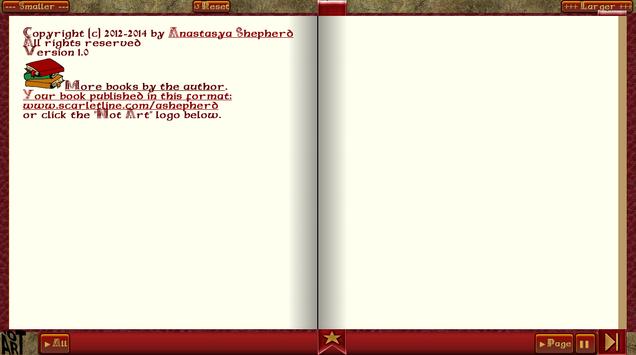 Troll Story Book Free screenshot 12