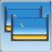 Aquarium's Water icon