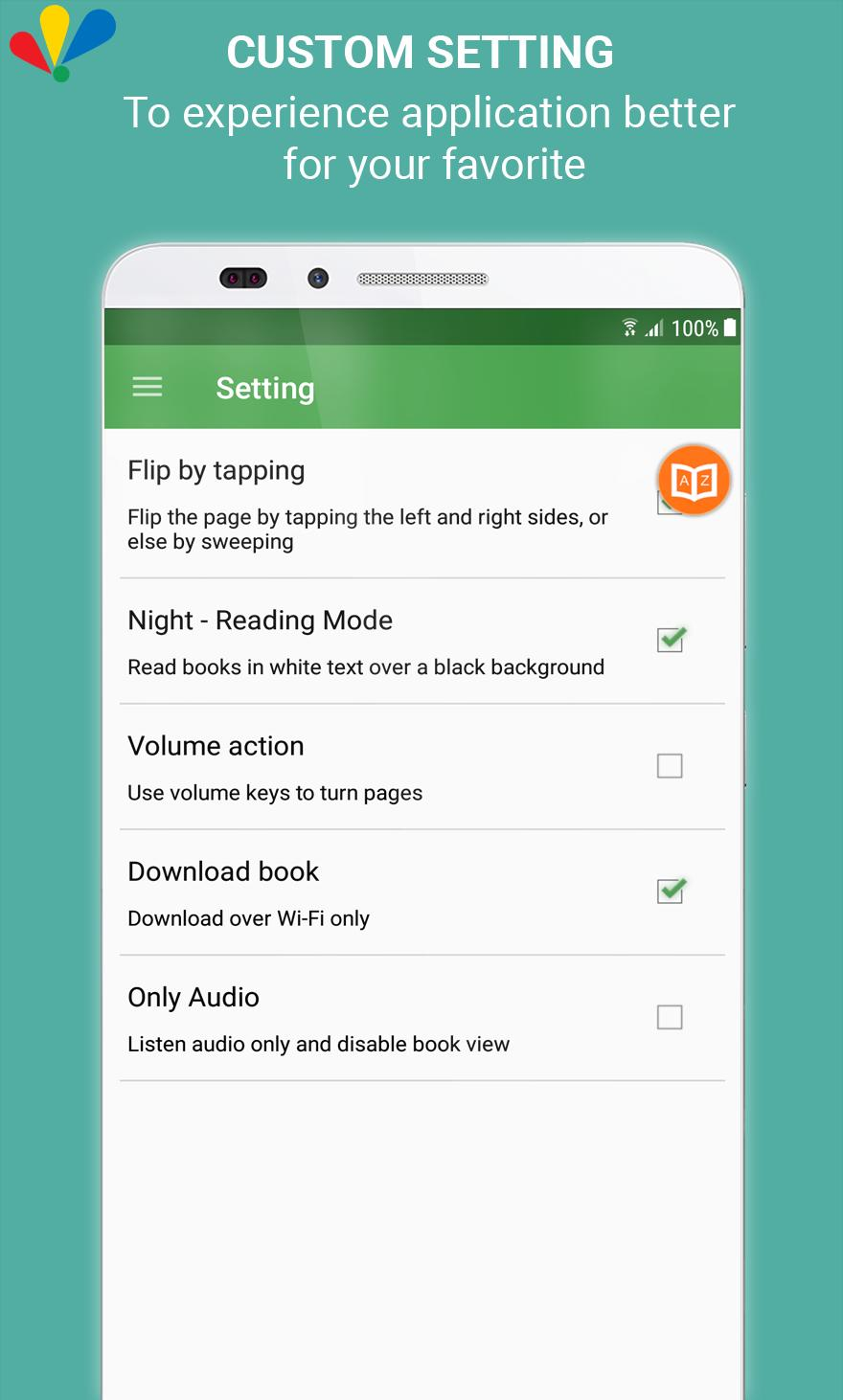Listen free Audio Books LibriVox for Android - APK Download