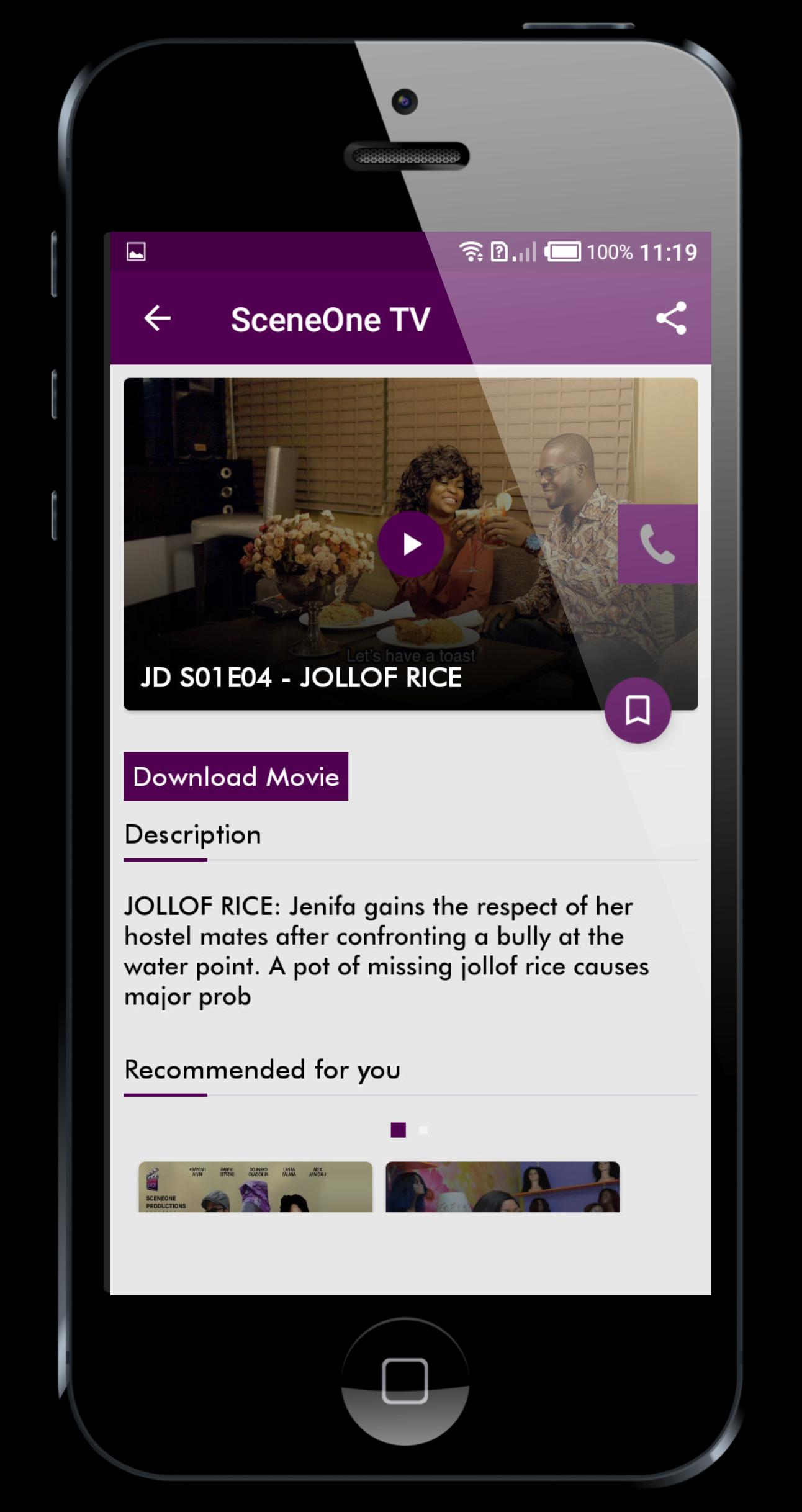 SceneOneTV App for Android - APK Download
