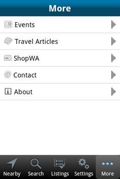 ScenicWA apk screenshot