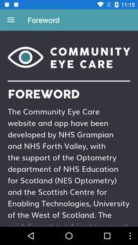 Community Eye Care screenshot 1