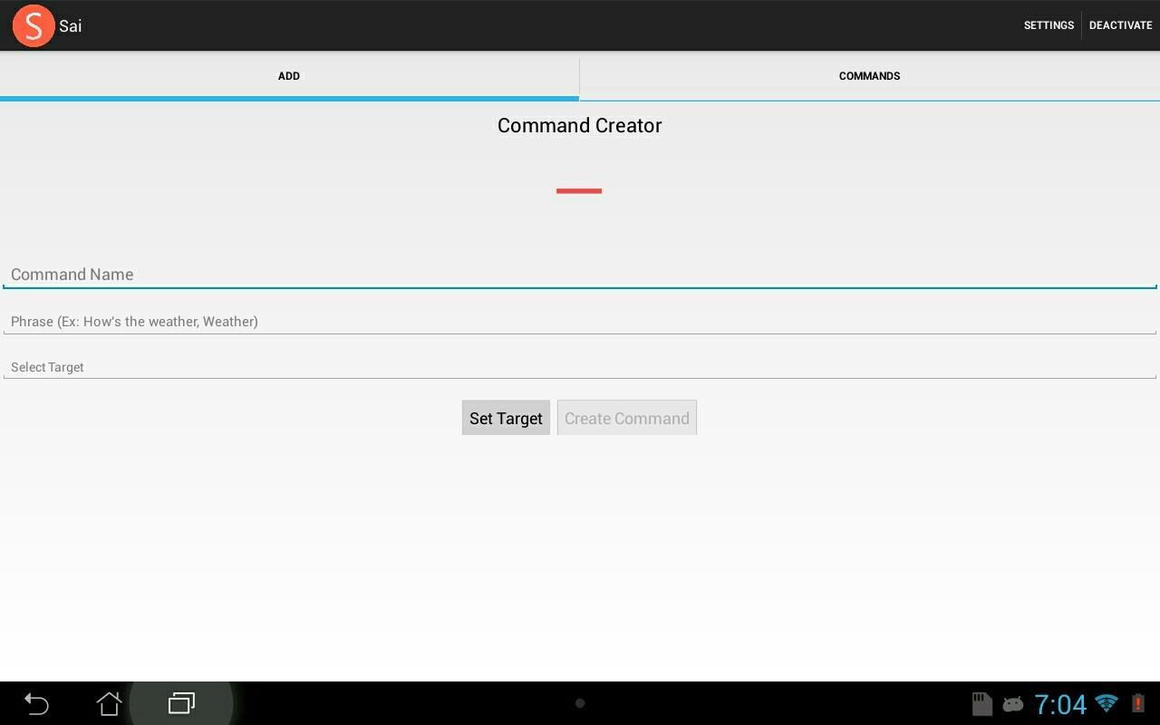 Say Custom Voice Assistant for Android - APK Download