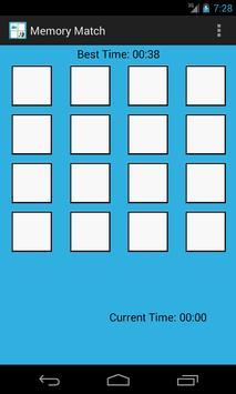 Memory Match screenshot 1