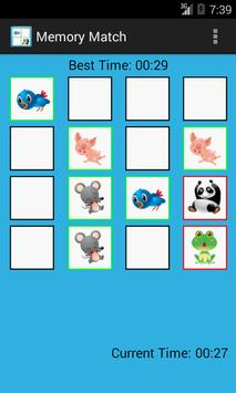 Memory Match screenshot 4