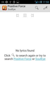 andLyrics imagem de tela 4
